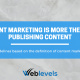 3 guidelines for content marketing